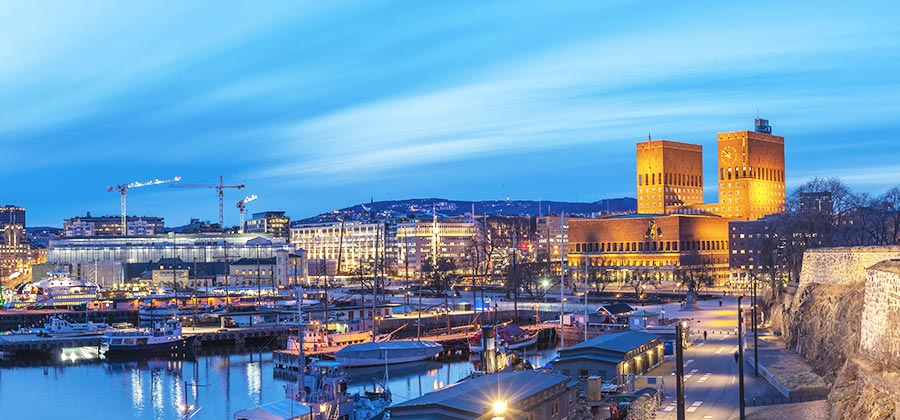 Sites de rencontres à Oslo Norvège